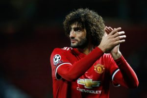 Monaco boss Thierry Henry is reportedly trying to land Marouane Fellaini on loan from Manchester United for the rest of the season.