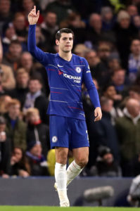 Alvaro Morata's torrid spell at Chelsea is effectively over after the striker moved to Atletico Madrid on an 18-month loan deal on Monday.