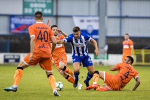 St Mirren boss Oran Kearney has been reunited with his former Coleraine pupil Brad Lyons after agreeing a six-month loan deal with Blackburn.