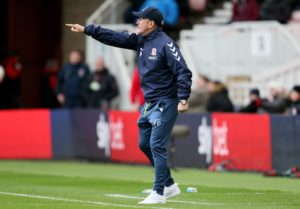 Middlesbrough boss Tony Pulis has no fresh selection issues for the Sky Bet Championship clash with Millwall.