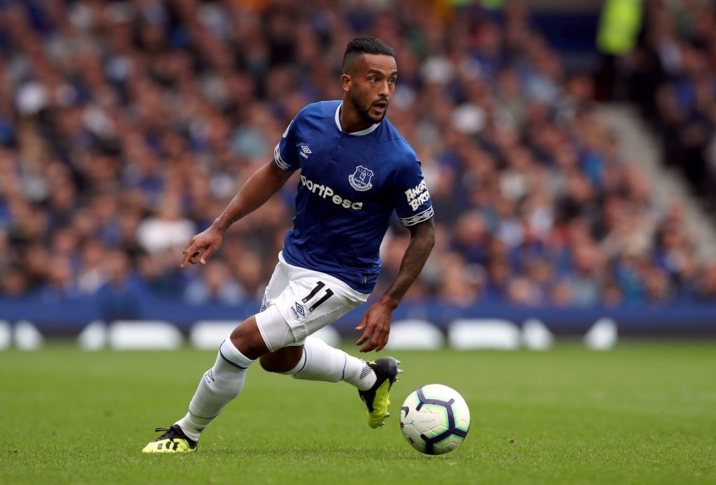 Everton forward Theo Walcott is proud to have reached 300 appearances in what he feels is the best league in the world.