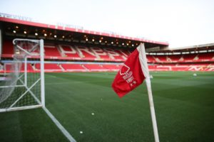 Nottingham Forest have signed midfielder Pele on loan from French club Monaco.