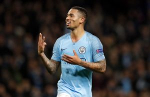 Manchester City striker Gabriel Jesus says easing up on teams when they have got the game won is simply not in the champions' nature.