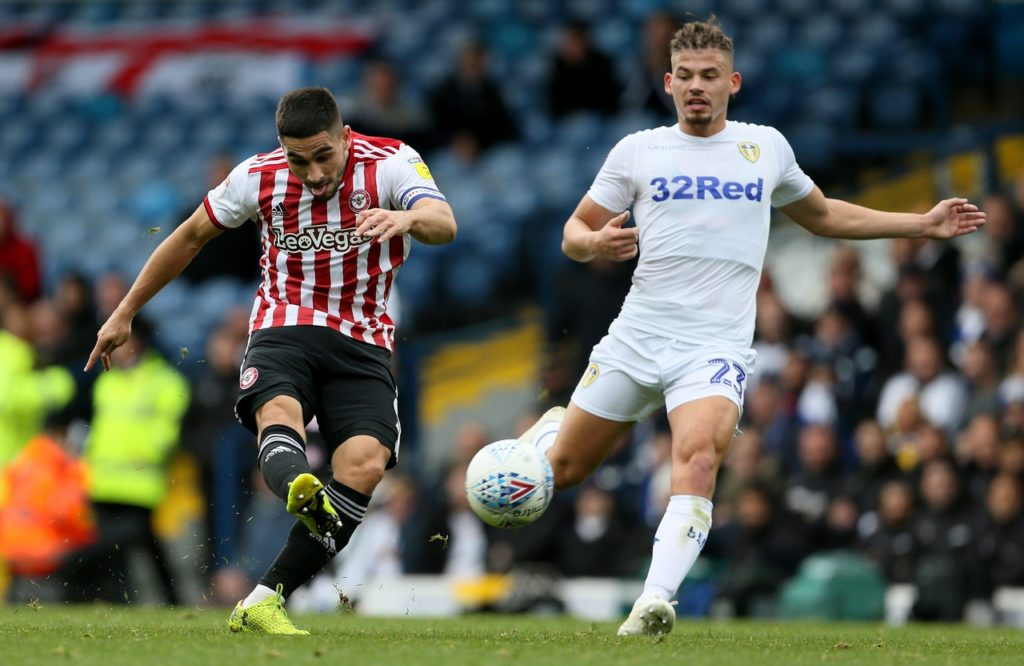 Neal Maupay will return to the Brentford starting line-up for the visit of Stoke.
