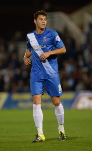 Brad Walker said it was an 'easy decision' to make the move from Crewe to Shrewsbury for an undisclosed fee.