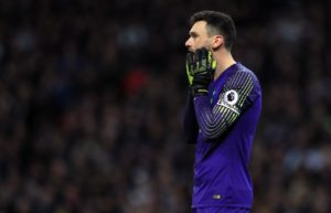 Tottenham captain Hugo Lloris says finishing in the top four is the priortity for the club rather than winning a cup competition.