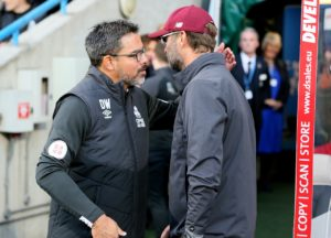 Liverpool manager Jurgen Klopp has praised best friend and former Huddersfield boss David Wagner for the work he did with the Terriers.