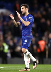 Chelsea have confirmed the departure of Cesc Fabregas, who has joined Monaco on a three-and-a-half year deal.