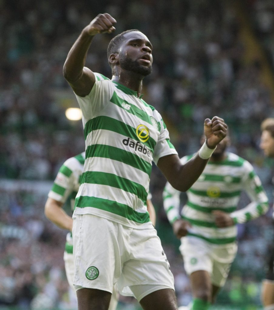 Celtic boss Brendan Rodgers has revealed Odsonne Edouard is back in first-team training and Olivier Ntcham is also close to a return.