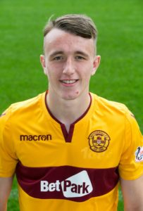 Teenagers David Turnbull and Jake Hastie were delighted to bring their long-standing playing relationship to the big stage with Motherwell.