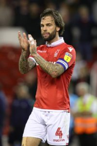 Danny Fox is back in contention for Nottingham Forest as they prepare to host Wigan.