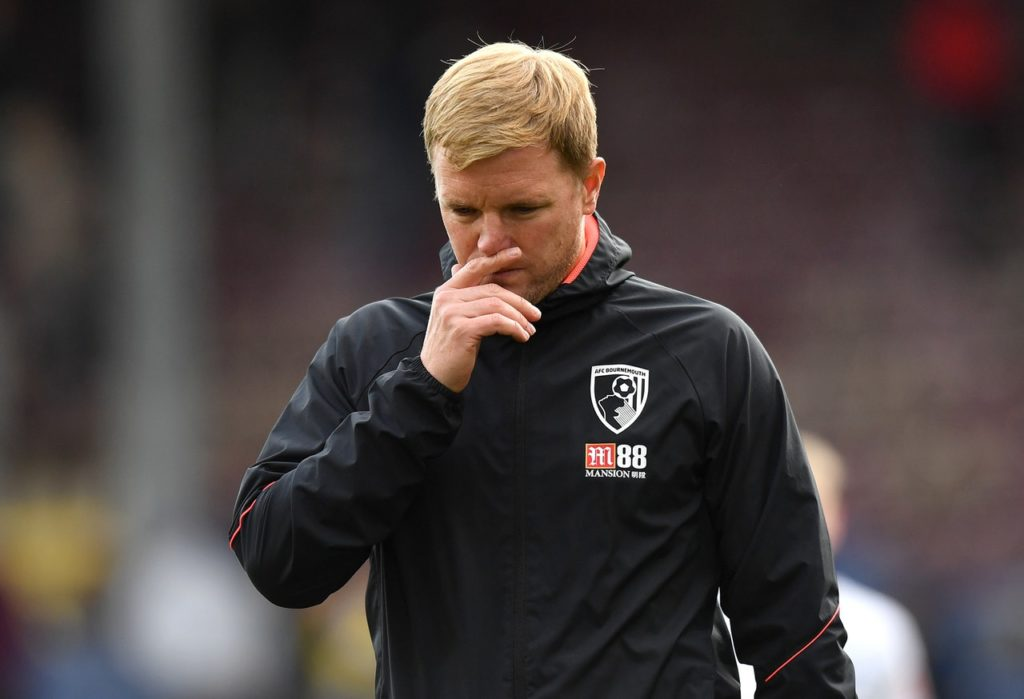Bournemouth boss Eddie Howe is anxious for his players to avoid a crisis of confidence as they attempt to rectify their poor run.