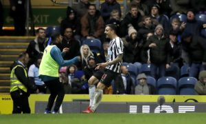 Joselu and Ayoze Perez scored in extra time as Newcastle advanced to the FA Cup fourth round with a 4-2 third-round replay win over Blackburn at Ewood Park.