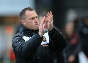 Newport boss Michael Flynn is aiming to see Middlesbrough tumble out of the FA Cup after taking one himself this week.
