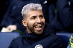 Pep Guardiola says Sergio Aguero could return for Manchester City's home clash with Wolves on Monday evening.