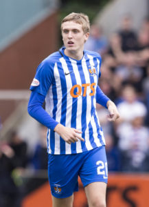 Kilmarnock have loaned midfielder Iain Wilson to Queen of the South until the end of the season.