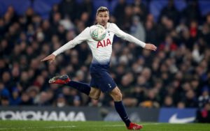 Tottenham boss Mauricio Pochettino is likely to persist with Fernando Llorente for the FA Cup fourth round at Crystal Palace.