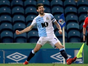 Blackburn captain Charlie Mulgrew is in contention to return for this weekend's Sky Bet Championship clash against fellow play-off chasers Hull.