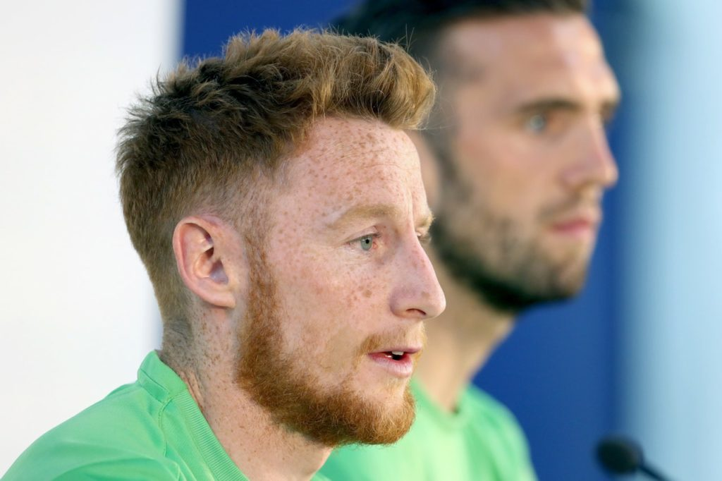 Midfielder Stephen Quinn is Burton manager Nigel Clough's biggest injury concern ahead of the visit of Gillingham.