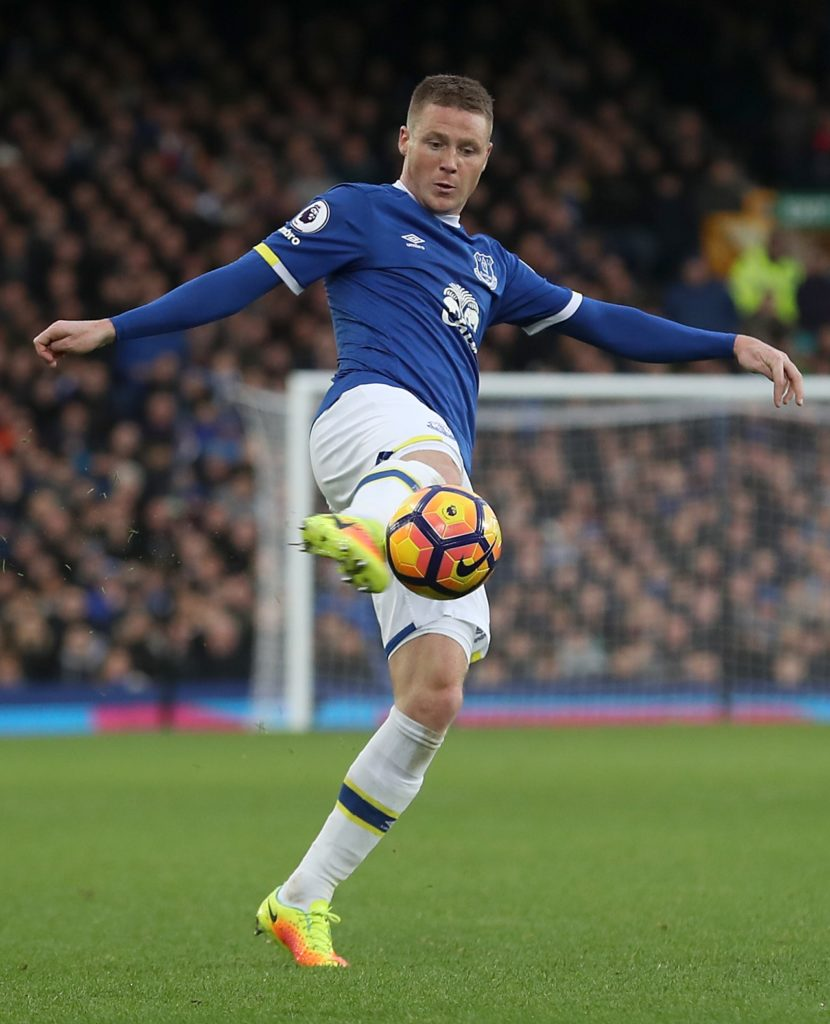Bournemouth are reportedly weighing up a loan move for Everton's James McCarthy as they seek to bring in some cover in midfield.