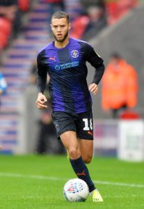 Nottingham Forest have terminated Jorge Grant's loan at Luton.
