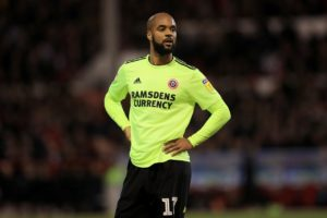 David McGoldrick's first-half strike was enough to give Sheffield United a 1-0 victory over QPR and take them into the automatic promotion places.