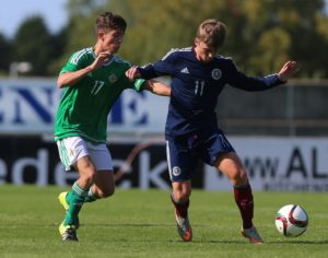 Ryan Gauld admits a vibrant Scottish league and the potential to play for his country helped persuade him to move to Hibernian.