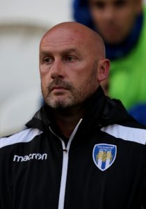 John McGreal was proud of his Colchester side's display as the League Two promotion-chasers earned a 3-0 win at lowly Port Vale.