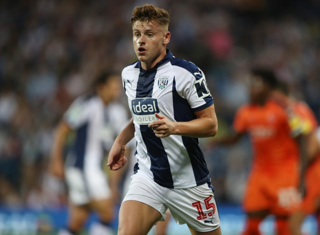 Darren Moore says West Brom are 'proud to have played a part' in Harvey Barnes' development after he was recalled by Leicester.