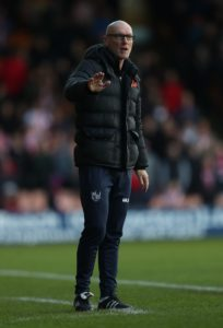 Under-fire Port Vale boss Neil Aspin came out firing after questions surrounding his future following a 1-0 defeat to Carlisleat Vale Park.