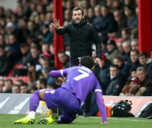 Stoke boss Nathan Jones will revert back to his strongest line-up for the home game against Leeds.