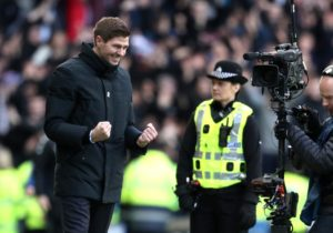 Rangers manager Steven Gerrard is excited about the tactical possibilities his increased attacking options have opened up.