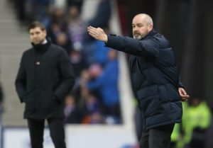 Steve Clarke highlighted the financial disparities between Kilmarnock and Rangers ahead of their Ladbrokes Premiership clash at Rugby Park on Wednesday evening.