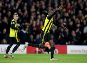 Abdoulaye Doucoure is planning to leave Watford and admits there is some interest from French champions Paris Saint-Germain.