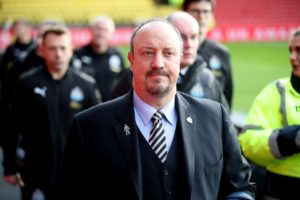 Newcastle boss Rafael Benitez says he will 'protect' his players when they travel to Blackburn in the FA Cup on Tuesday.