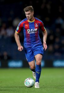 Crystal Palace have confirmed forward Alexander Sorloth has left the club to join Gent on loan until the end of the season.