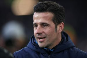 Everton manager Marco Silva praised his players' character and hopes a much improved second half on the season is on the agenda.