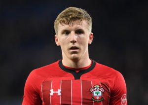 Southampton full-back Matt Targett is expected to be back for the FA Cup third-round clash at Derby County on Saturday.