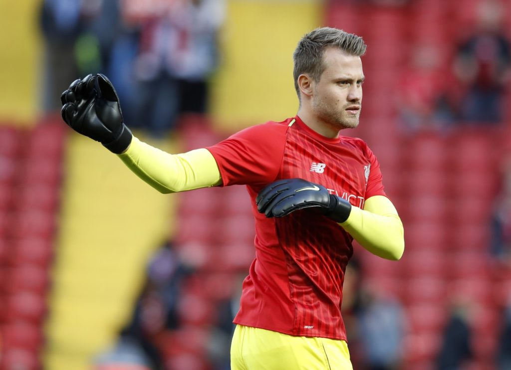 7768faa43 Simon Mignolet admits he can accept playing back-up keeper to Alisson Becker  at Liverpool