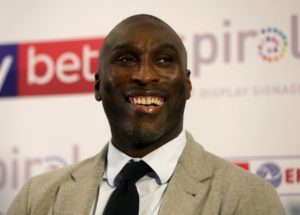 Macclesfield boss Sol Campbell was happy with the 'bright start' that set the tone for his side's 2-0 victory against mid-table Grimsby.