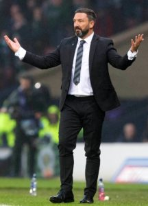 Aberdeen boss Derek McInnes and Kilmarnock counterpart Steve Clarke were bothsatisfied with a point after a 0-0 draw at Pittodrie in the Ladbrokes Premiership.
