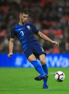 Reading boss Jose Gomes is delighted to have been able to sign Chelsea defender Matt Miazga on loan for the rest of the season.