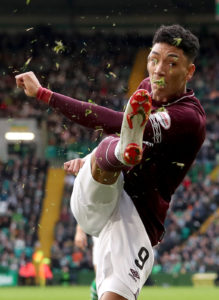 Hearts midfielder Sean Clare aims to be a key player in the weeks and months to come after getting off the mark with a cup winner.
