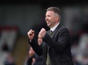 Bristol Rovers could make changes for Tuesday's League One clash with Darren Ferguson's Peterborough.