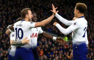 Mauricio Pochettino praised his Tottenham players after bouncing back from the Wolves defeat with a 3-0 win at Cardiff.