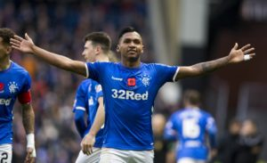Rangers boss Steven Gerrard has told Nice boss Patrick Vieira he will be wasting his time making a bid for Alfredo Morelos.