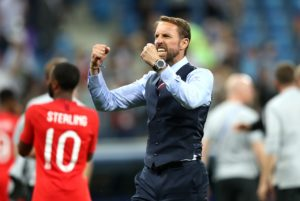 England manager Gareth Southgate is reportedly on a shortlist of potential candidates to be the next Manchester United boss.