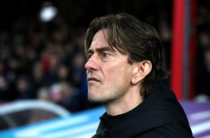 Brentford boss Thomas Frank was delighted to tick off the next step in his side's Championship resurgence - an away win.