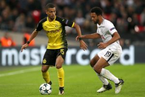 Celtic aim to complete a loan deal for Borussia Dortmund right-back Jeremy Toljan before the transfer deadline.