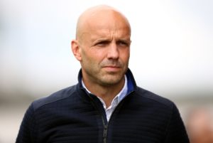 MK Dons manager Paul Tisdale admitted he fears time might be running out for his side to challenge for promotion after falling to another defeat at Grimsby.